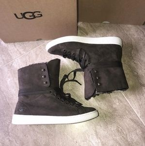 🌺 UGG STARLYN HIGH TOP SNEAKER